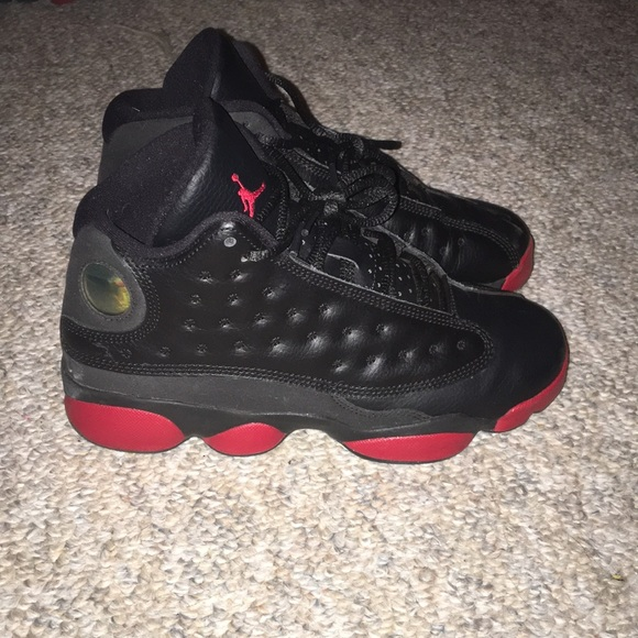 Retro Jordan dirty bred 13s